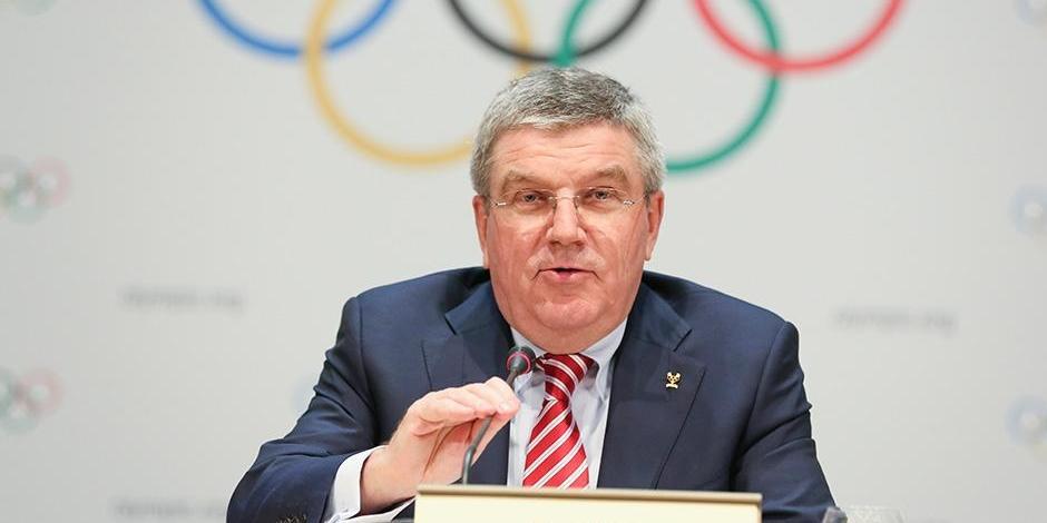 МОК сожалеет, что не может перераспределить российские медали Сочи-2014 уже в Пхенчхане
