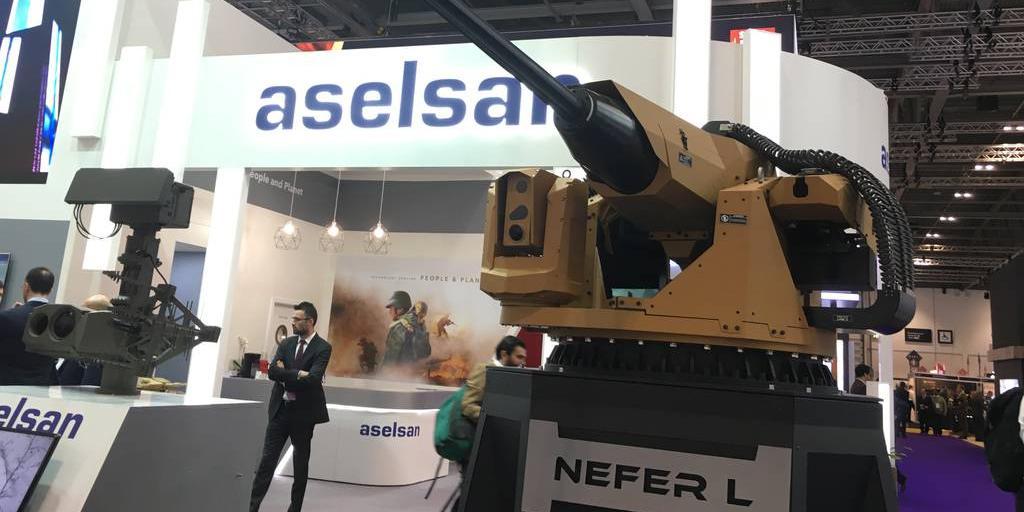 Модернизацией ПВО Украины займется турецкая компания