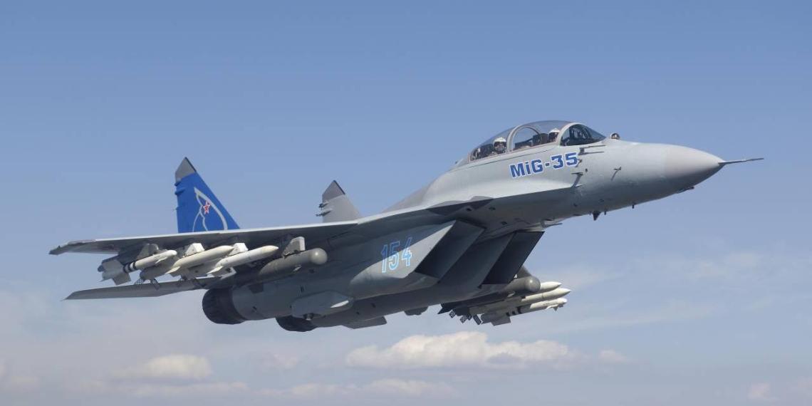 Истребители МиГ оснастят системами беспилотной посадки