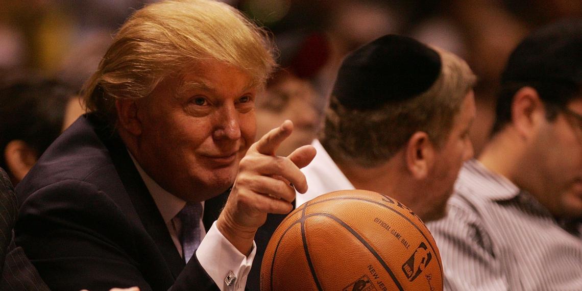 """Трамп высказался о """"мерзких и тупых"""" игроках НБА"""