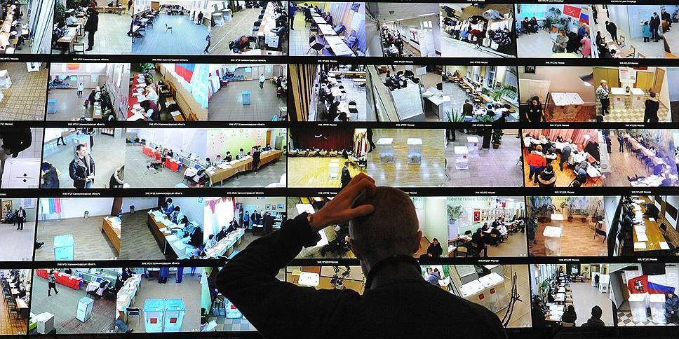 Эксперты рассказали, как на самом деле обстоят дела с видеонаблюдением на выборах