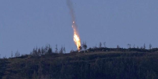 Европейские политики осудили Турцию после катастрофы Су-24