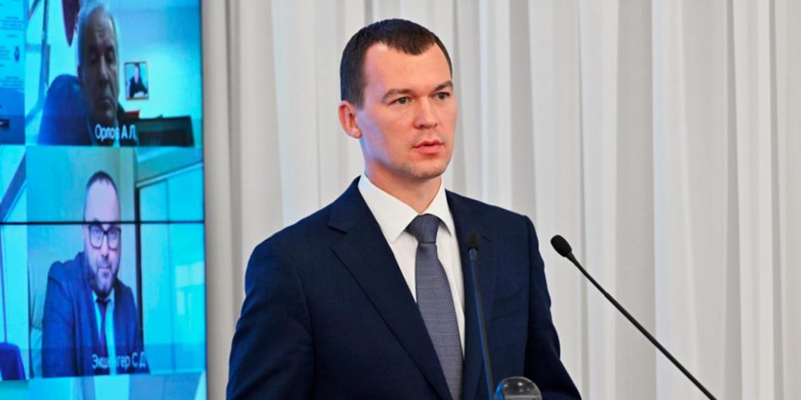Дегтярев договорился с Минспорта о проведении всемирных турниров в Хабаровском крае
