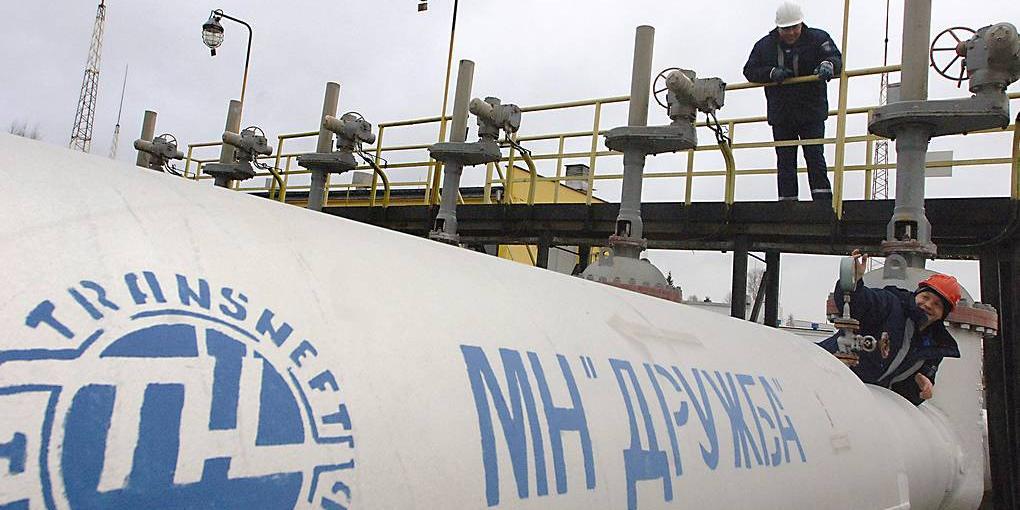 Россия будет продавать нефть в Белоруссию по $15,7 за баррель