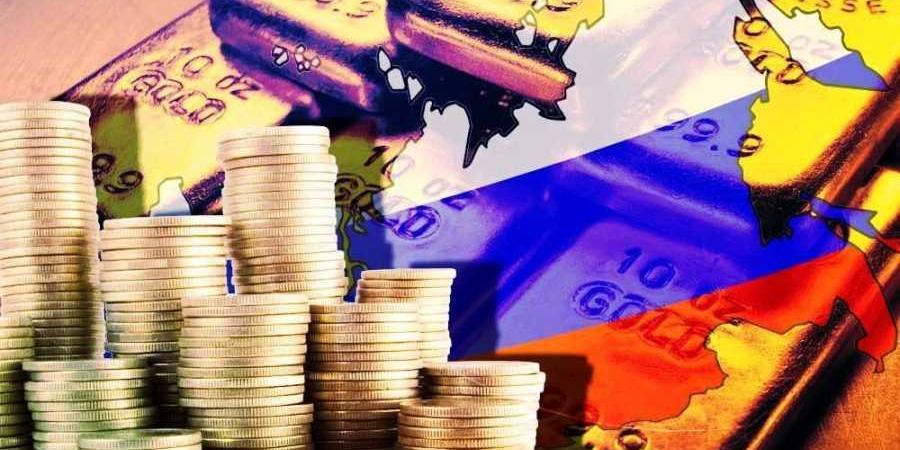 Международные резервы России сократились на $3,1 млрд за неделю