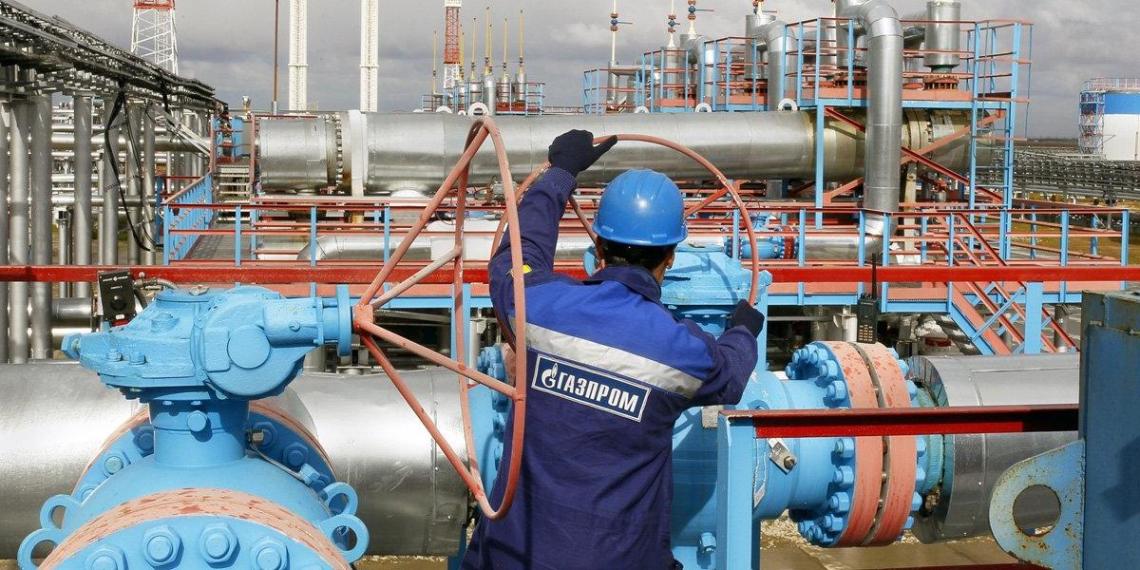 """Украина пожаловалась Евросоюзу на """"Газпром"""""""