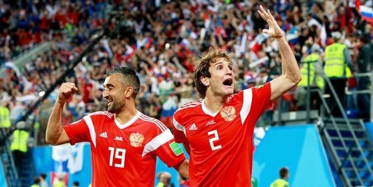 Сборная России обратилась к болельщикам перед матчем с Испанией