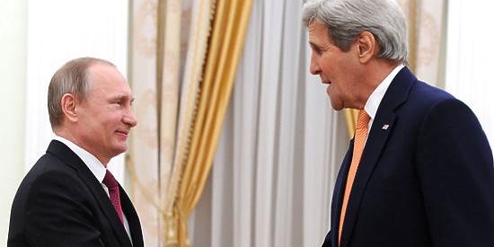 Керри назвал условия снятия санкций с России