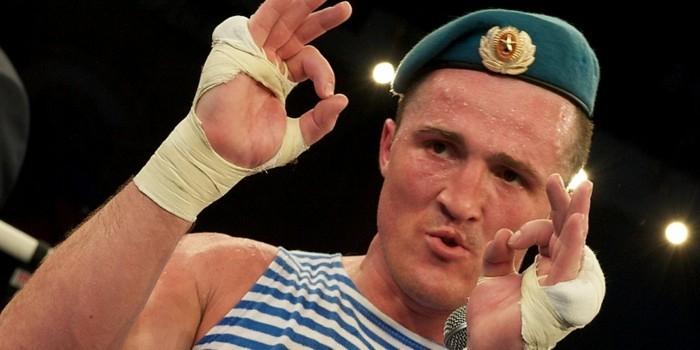 Боксер Лебедев опасался за свою жизнь, столкнувшись с авиадебоширом