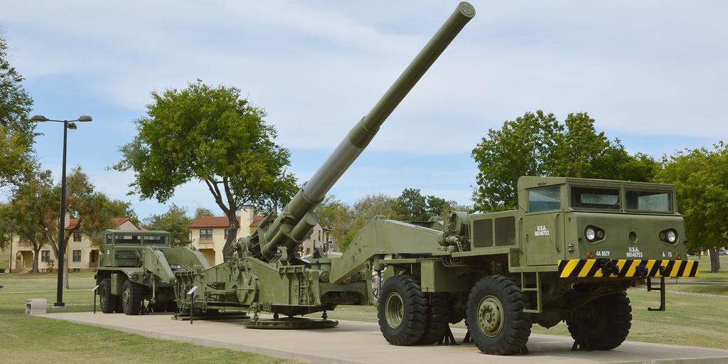 """США создают пушку, которая поможет """"обстреливать Москву"""""""
