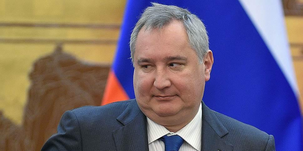 """Рогозин пошутил о """"женитьбе"""" с Маском"""