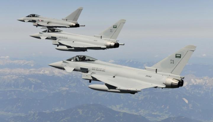 ВВС Саудовской Аравии начали бомбить столицу Йемена