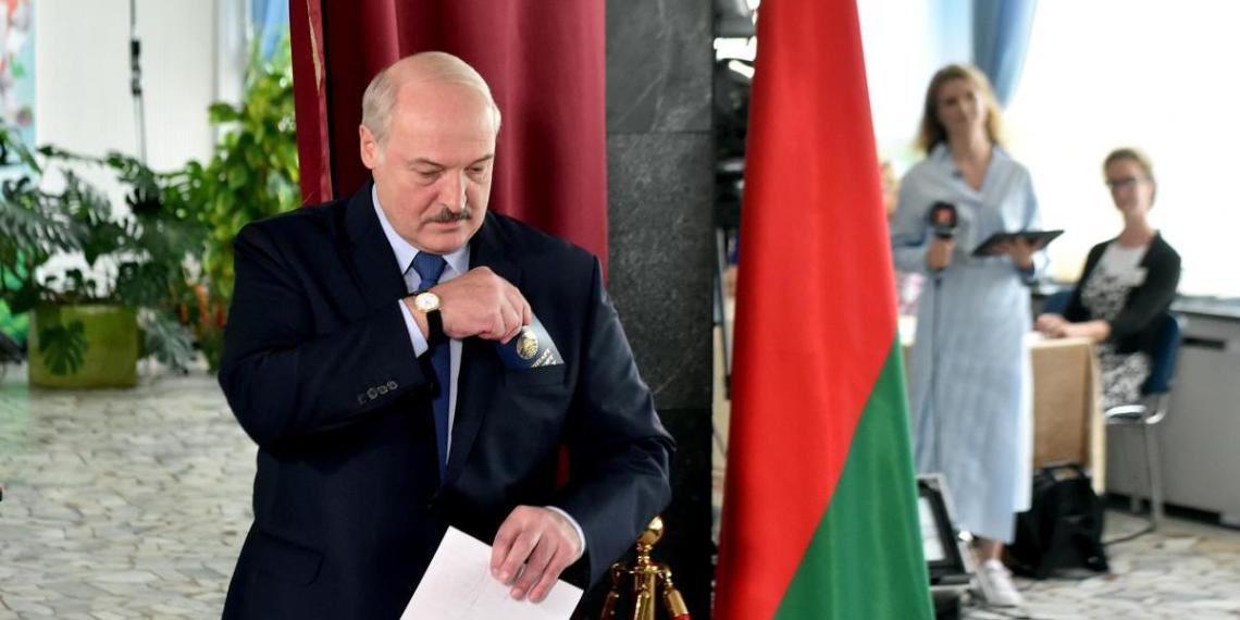 Польша отказалась верить победе Лукашенко на выборах президента