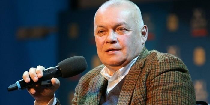 Телеведущий Киселев высказался за однополые гражданские союзы
