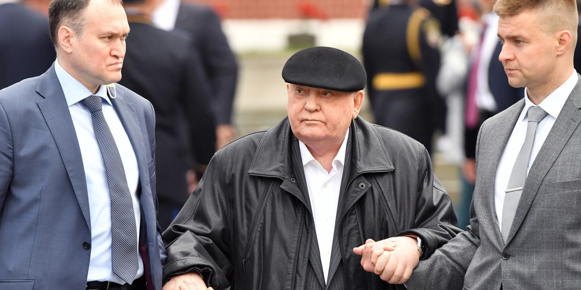 Горбачев сожалеет о распаде Советского Союза