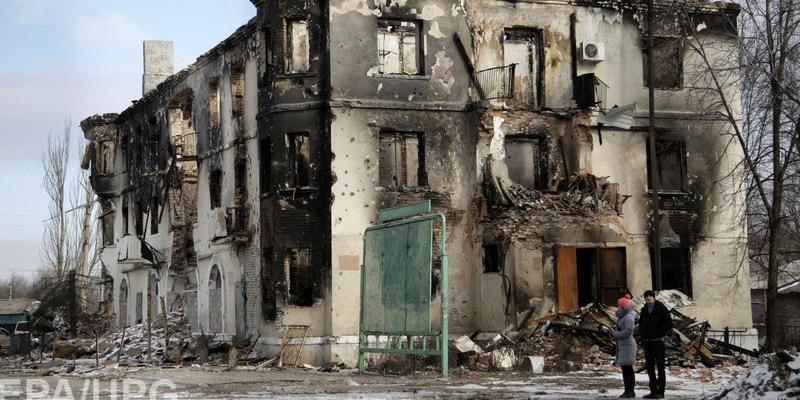 На Украине назвали сумму для восстановления Донбасса