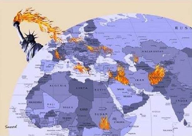 Геополитика: современные методы ведения войны