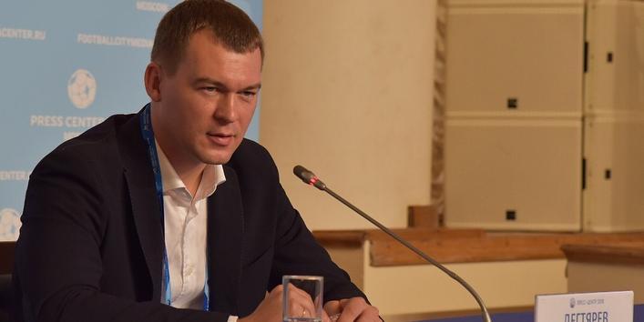 Дегтярев поручил закупить для детсадов и школ региона обеззараживающие устройства