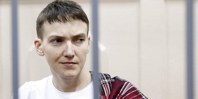 Обвинение требует дать Савченко 23 года колонии общего режима