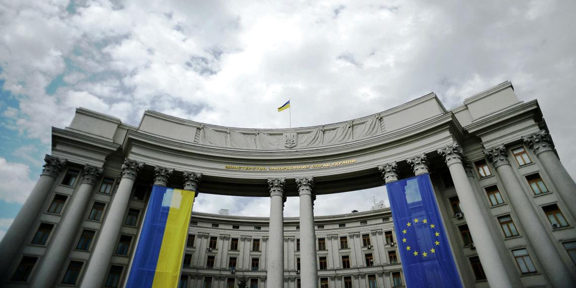 Украина отреагировала на заявление Лукашенко о готовности признать Крым российским