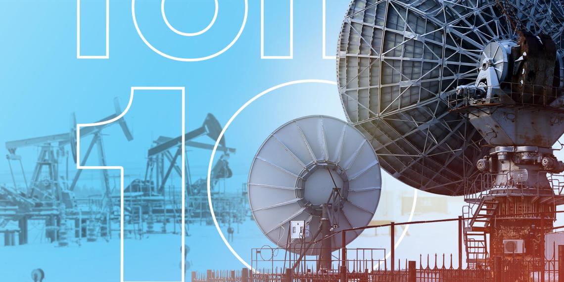 Мы выжили и победили: ТОП-10 успехов российского производства в 2020 году