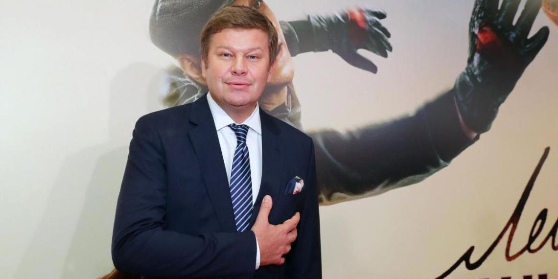 Губерниев допустил закрытие биатлона в России