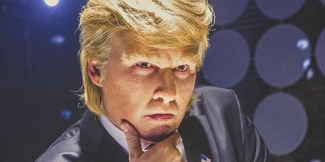 Джонни Депп сыграл Дональда Трампа в комедийном фильме