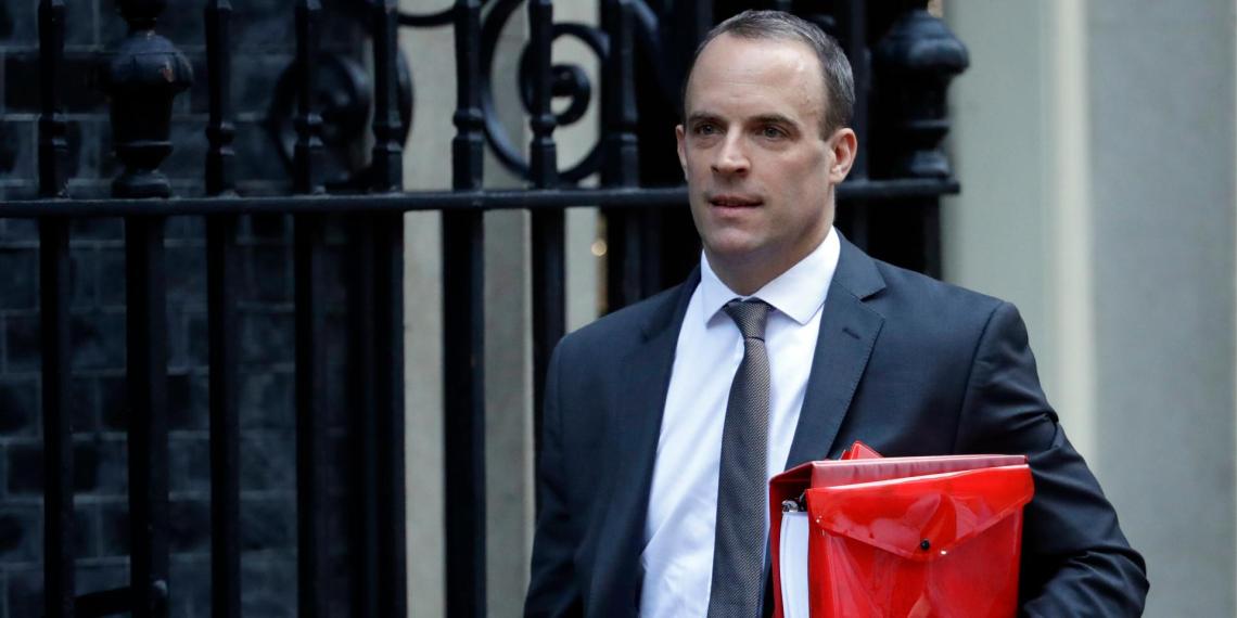Британия обвинила Россию в укрывательстве преступников
