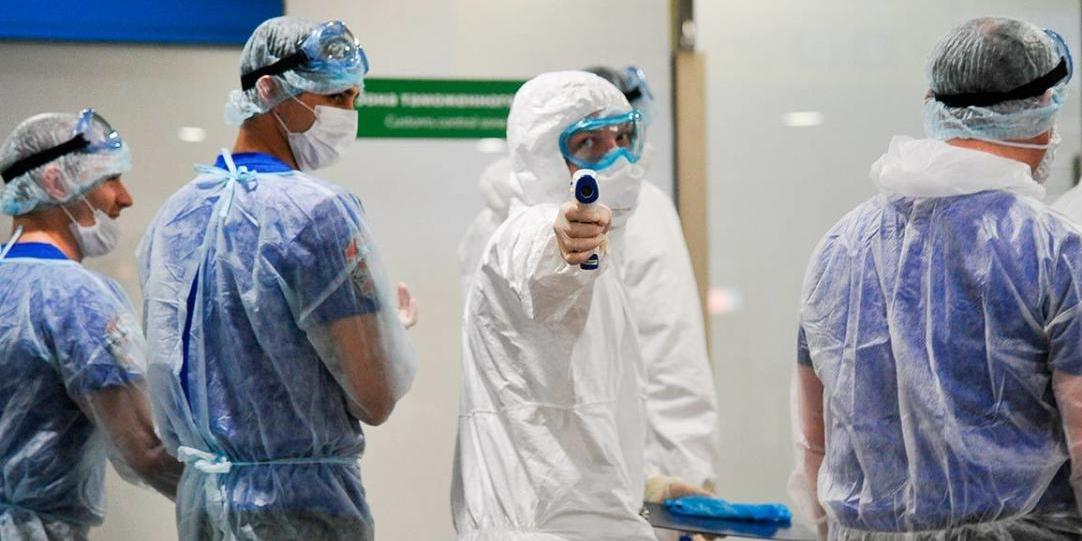 В России за сутки выявлен 11 231 случай COVID-19