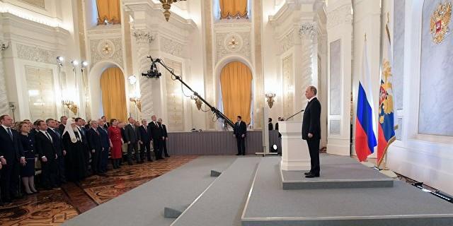Правительственный канал США по ошибке показал часть послания Путина