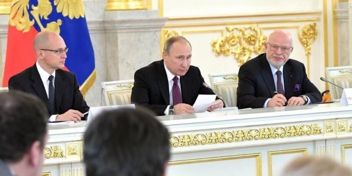 """Путин признал наличие проблемы с признанием """"Левады-Центра"""" иностранным агентом"""