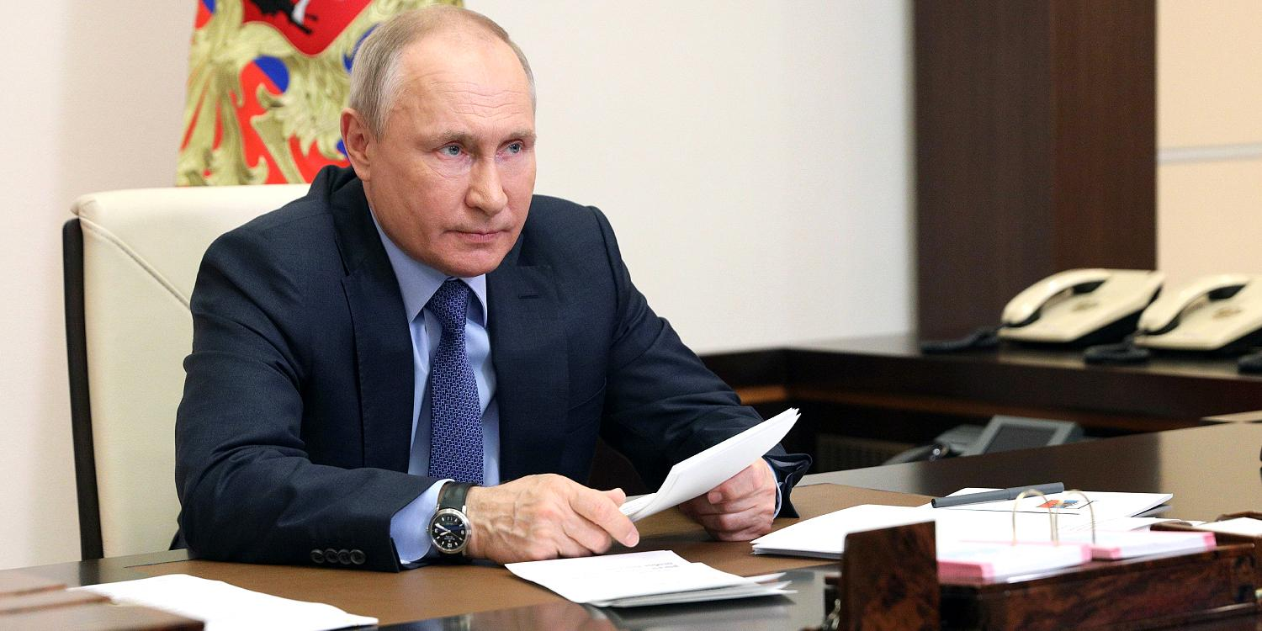 Путин: благотворительность и волонтерство в России стали нормой
