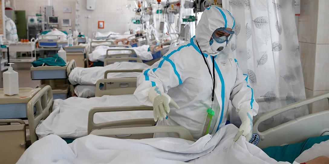 Собянин выделил 3 млрд рублей на допвыплаты лечащим COVID медикам