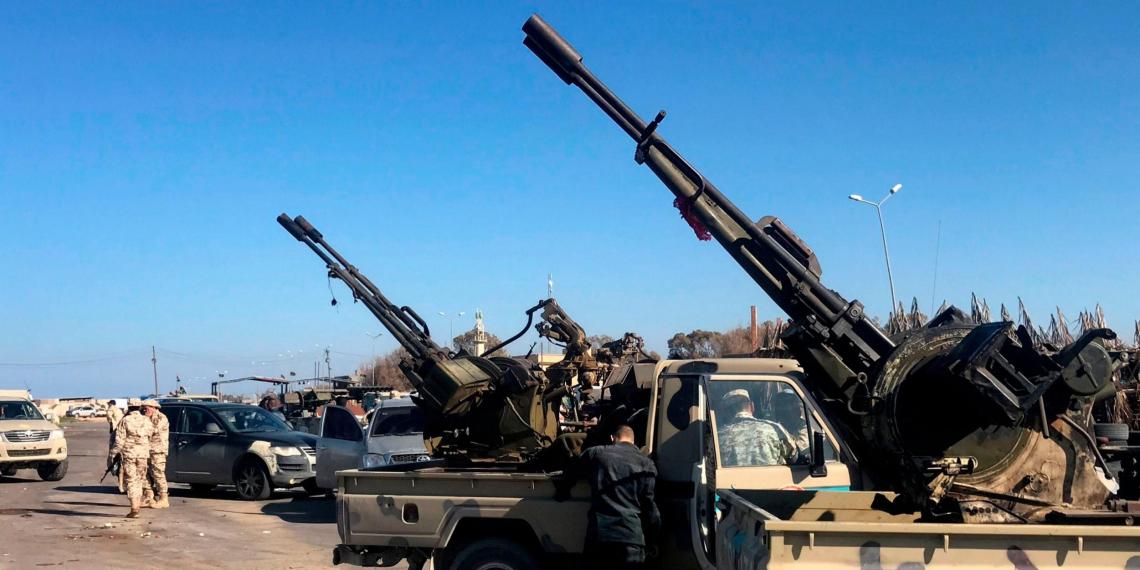"""В Ливии отчитались о десятках убитых """"наемников Эрдогана"""""""
