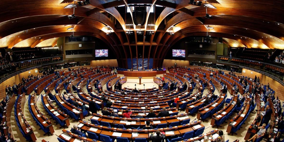 Российской делегации в ПАСЕ запретили перемещаться по Страсбургу