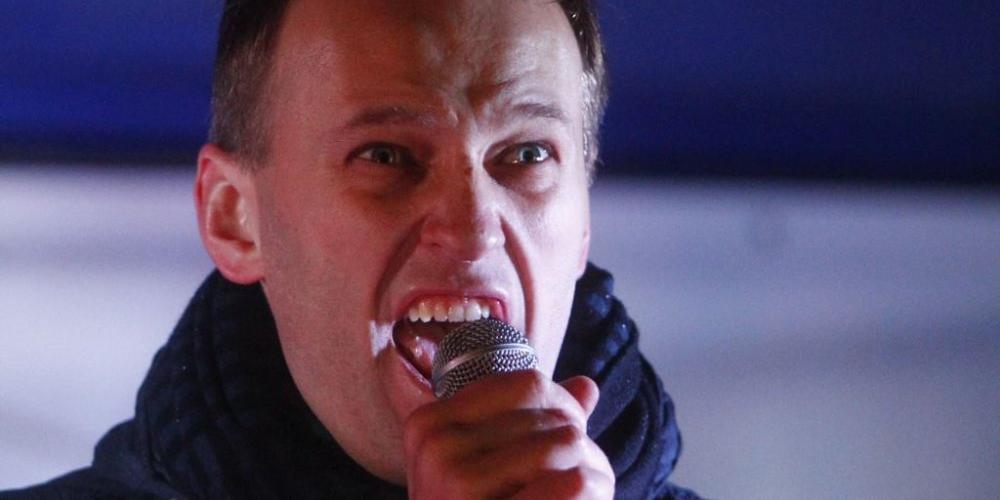 Навальный потратил на свою президентскую кампанию 500 млн рублей