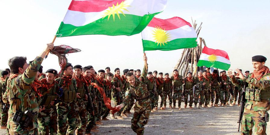 Турция начала операцию против сирийских курдов