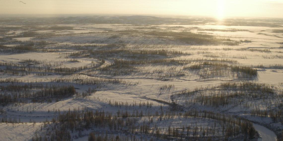 Синоптики назвали регионы России с самым заметным потеплением