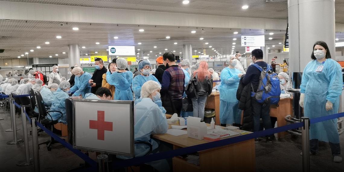 Минздрав заявил о благоприятном развитии ситуации с коронавирусом в стране