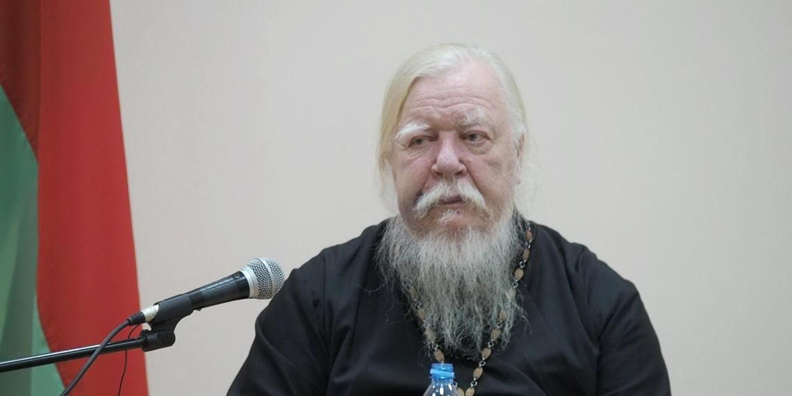 Протоиерею Смирнову пришлось объясняться перед следователями за слова о проститутках