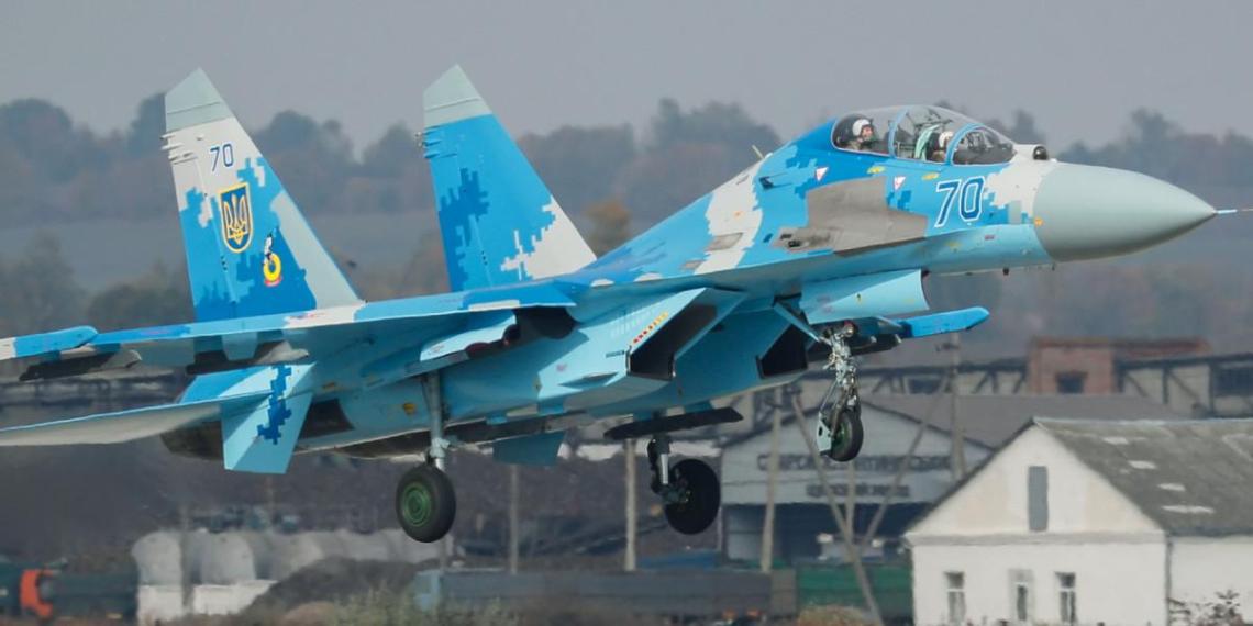 На Украине захотели сами выпускать Су-27 и МиГ-29
