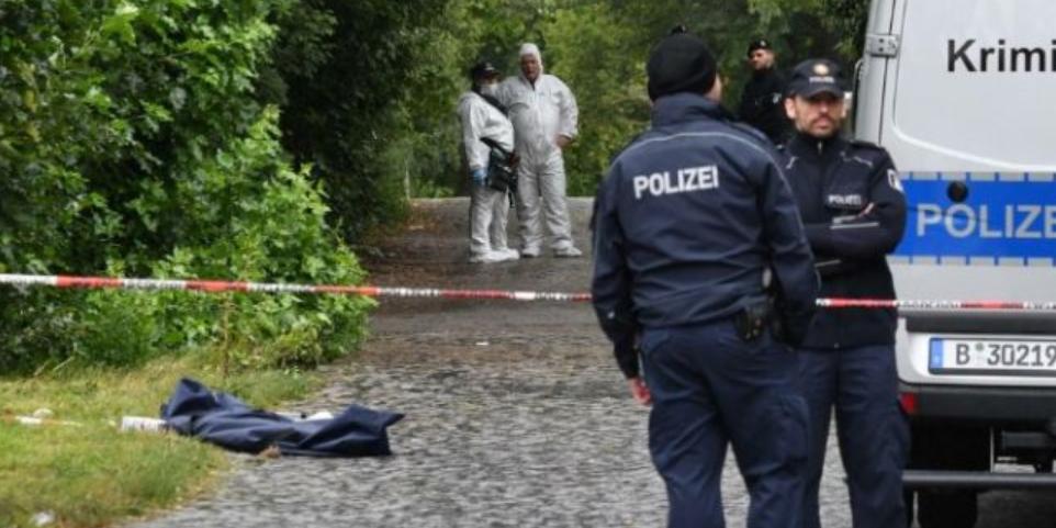 Германия угрожает новыми мерами против России из-за убийства чеченского боевика