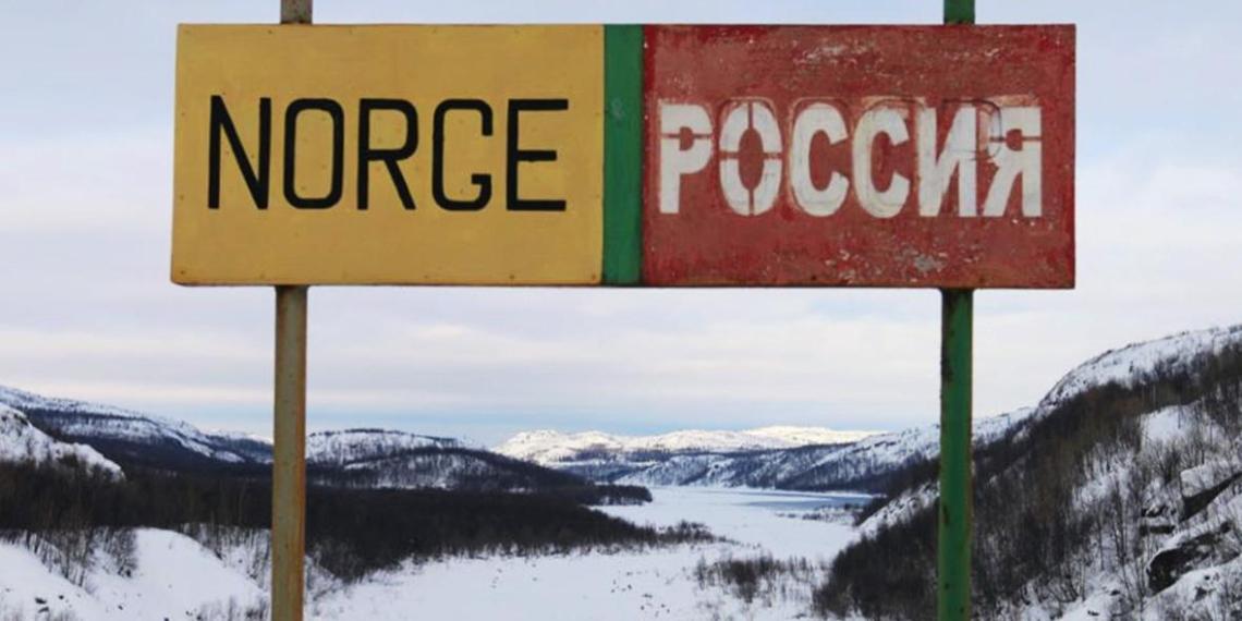 Россия закрывает границу с Польшей и Норвегией
