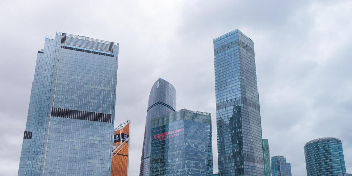 Инвесторы вложили в экономику Москвы 1,4 триллиона рублей за полгода