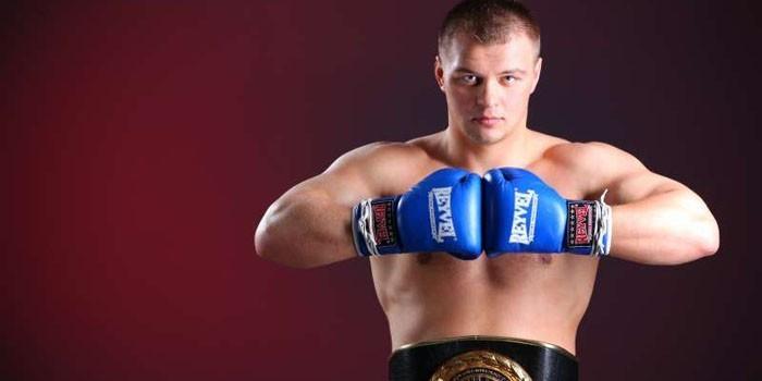 Украинский боксер Глазков решил сменить гражданство на российское