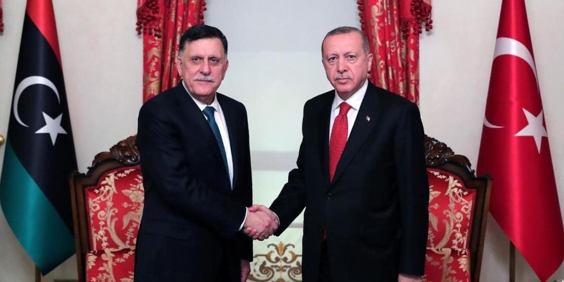 Эрдоган объявил о начале переброски войск в Ливию