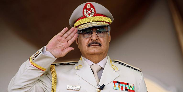 Россия перебрасывает войска в Ливию для поддержки полевого командира Хафтара
