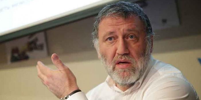 Пархоменко предложил создателю НТВ следить за тем, что пишет Рынска