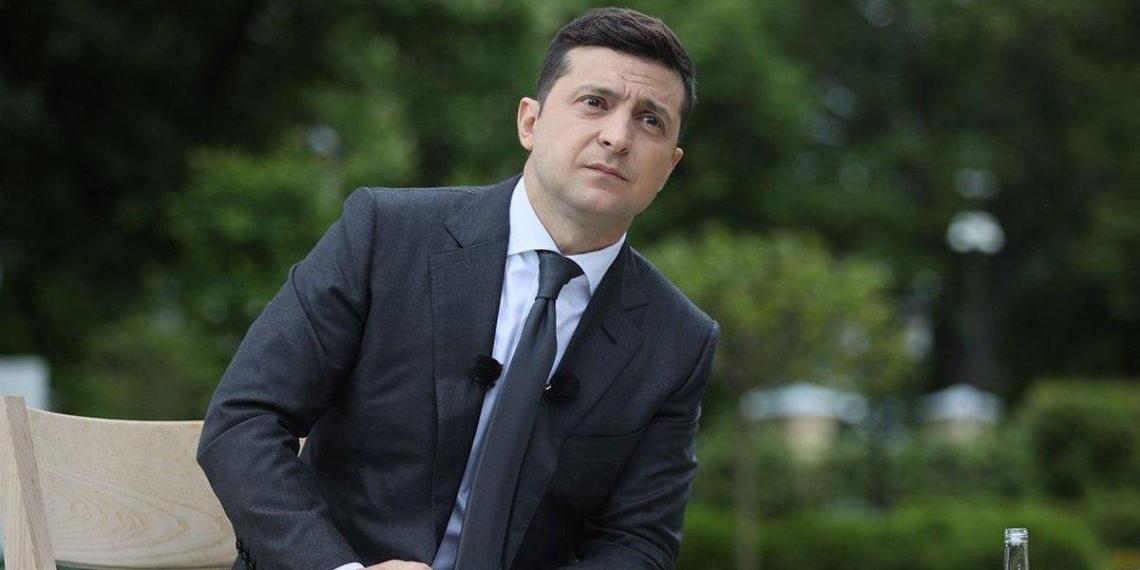 Верховный суд Украины запретил президенту Зеленскому говорить по-русски