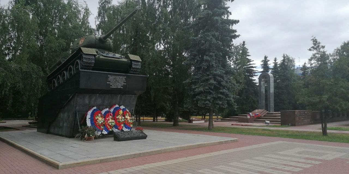 Новые памятники ВОВ добавят на всероссийскую карту мемориалов